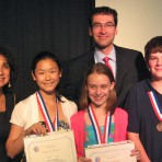 French Awards 2012 Grade Seven – Bronze