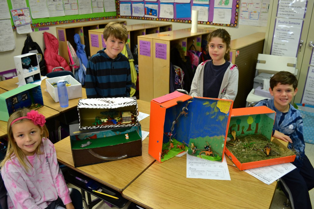 3rd Grade Diorama On NASA (page 3) - Pics about space