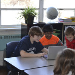 Duque Hour of Code December 2013 18