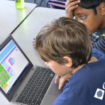 Duque Hour of Code December 2013 4