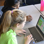 Duque Hour of Code December 2013 7