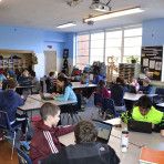 Duque Hour of Code December 2013 8