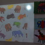 Eric Carle Inspired Creatures-11