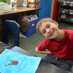 Eric Carle Inspired Creatures-2