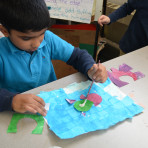 Eric Carle Inspired Creatures-3