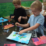 Eric Carle Inspired Creatures-8