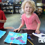Eric Carle Inspired Creatures-9