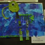 Eric Carle Inspired 1st grade