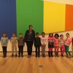 Grade 1 at the MFA